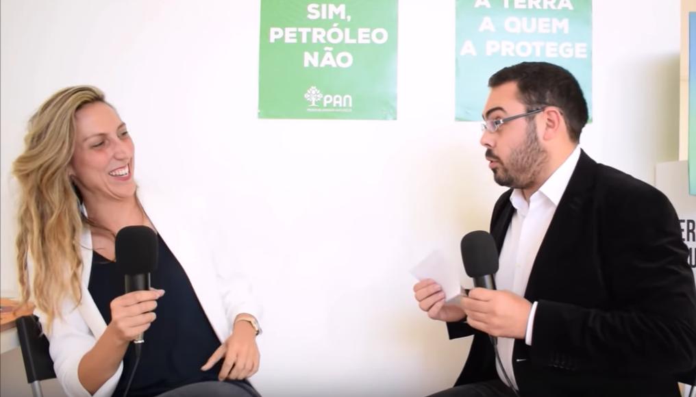 Candidata do PAN que Não Sabia Propostas do Partido Eleita por Setúbal