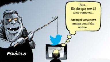 Twitter Permite que Pedófilos Discutam Online a sua Atracção por Menores