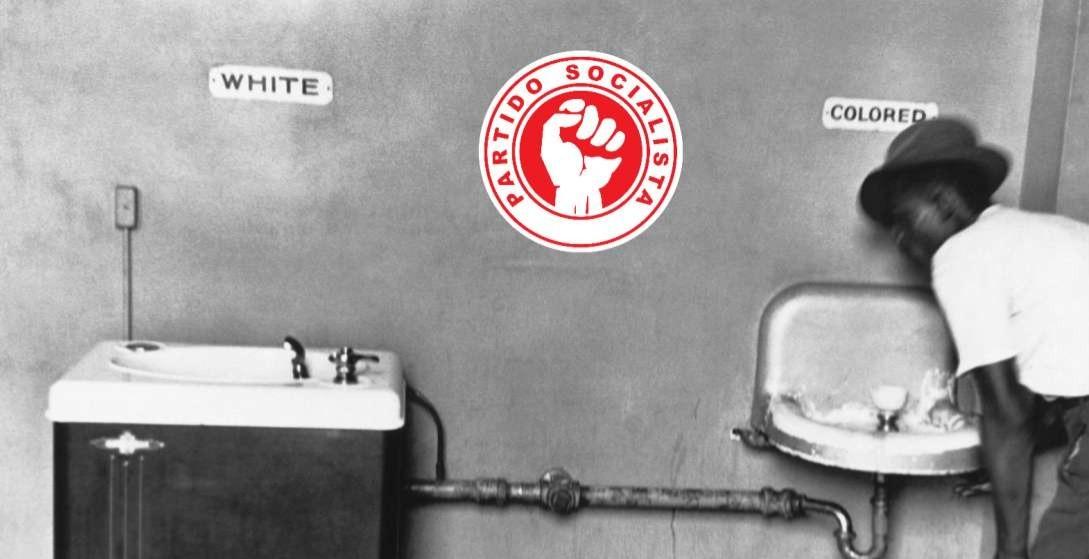 PS quer Lei Racista contra Asiáticos, Latinos e Brancos