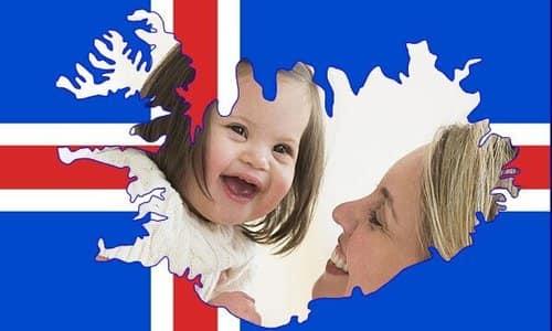 A Islândia Extermina Bebés com Síndrome de Down mas faz Funeral a um Glaciar