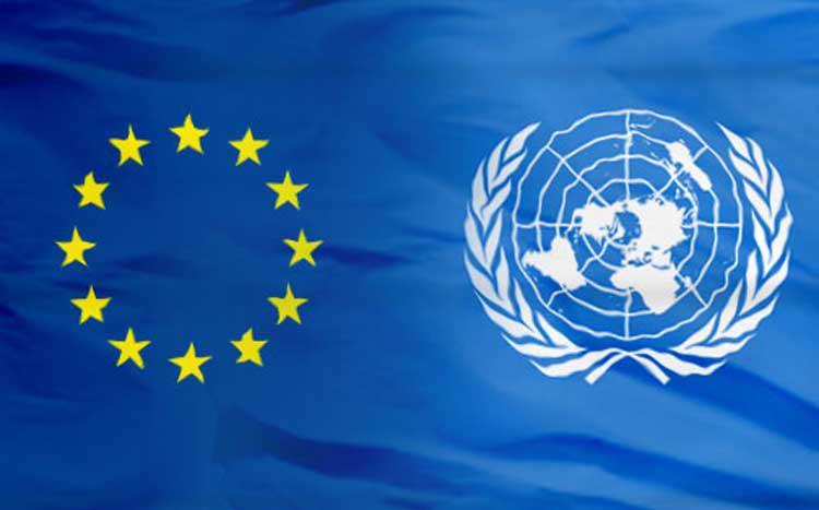 ONU usa Avião Financiado pela UE para Transportar Somalis e Sírios para a Alemanha e Roménia