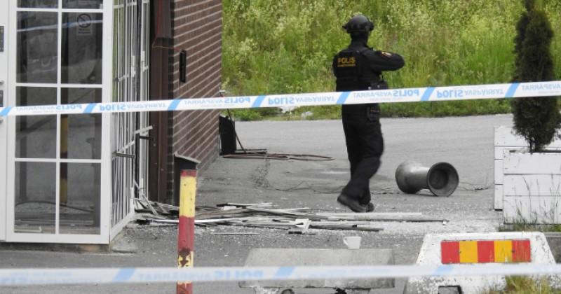 Suécia: Igreja foi Alvo de uma Explosão Pela Segunda Vez