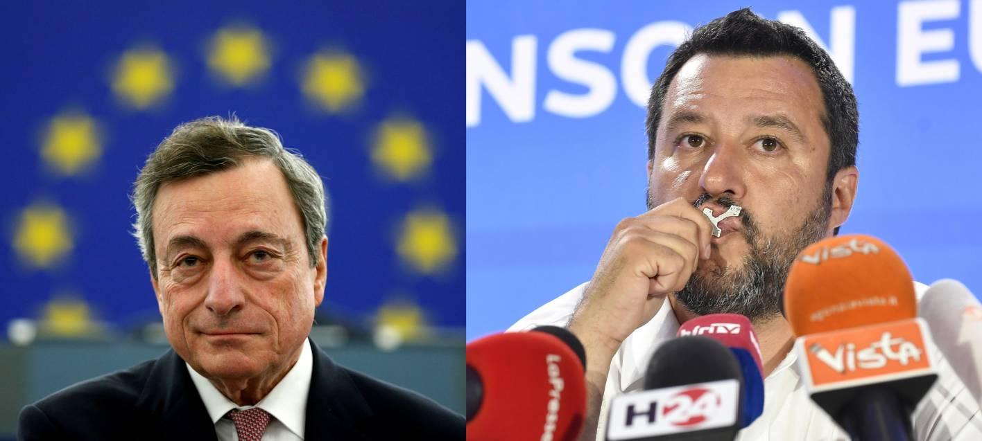 Banco Central Europeu para a Itália: O Vosso Ouro é Nosso!
