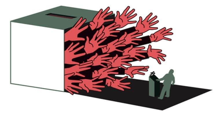 Setecentos Mil Eleitores Não Têm Quem Os Represente