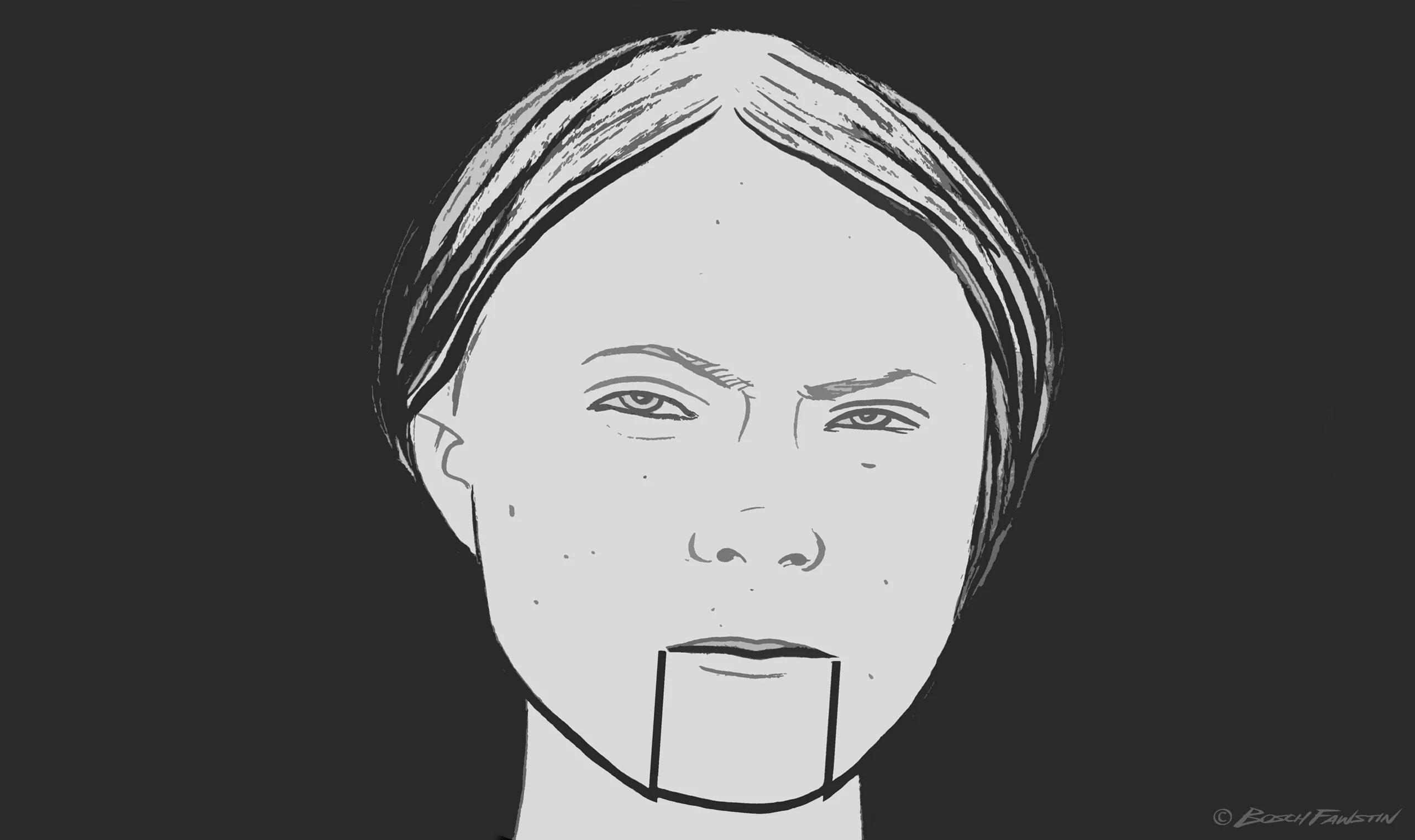Greta, A Marioneta Marxista da Agenda Climática
