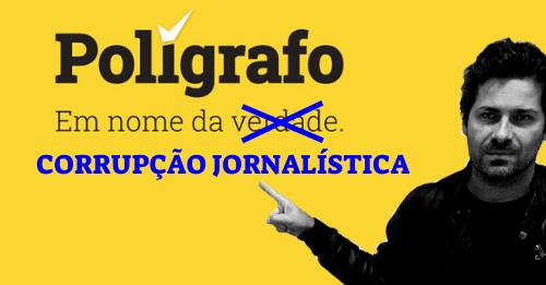 Director do Polígrafo sob Investigação da Carteira Profissional de Jornalista