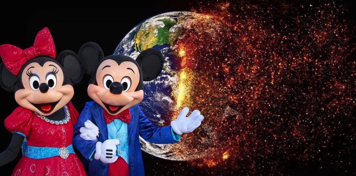 """Petição de Cientistas sobre Crise Climática Assinada com Nomes Falsos como """"Mickey Mouse"""""""