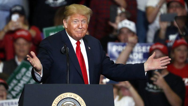 Estados Unidos da América – 157.005.000 Empregados – 19º Recorde da Presidência de Trump