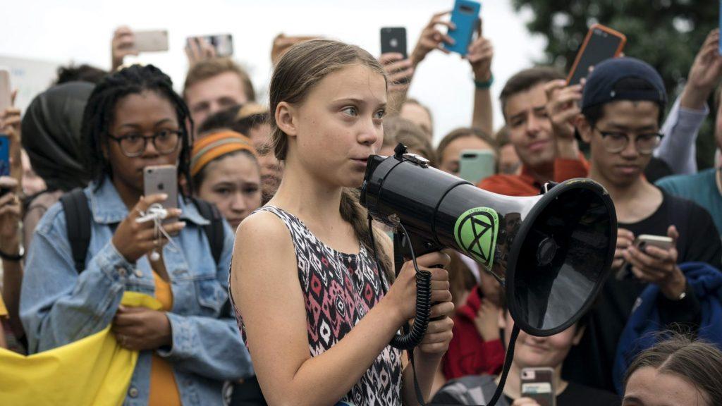 Greta e a Alegada Emergência Climática