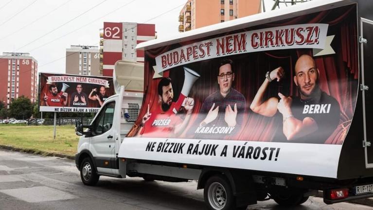 Em Direto de Budapeste – Cidade Sim, Circo Não!