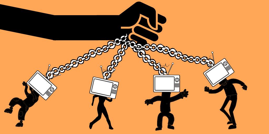 Meios de Desinformação em Massa