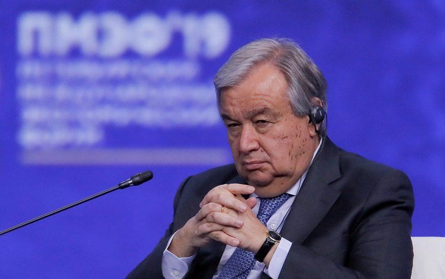 António Guterres Lança o seu Novo Plano para Silenciar Opiniões Dissidentes