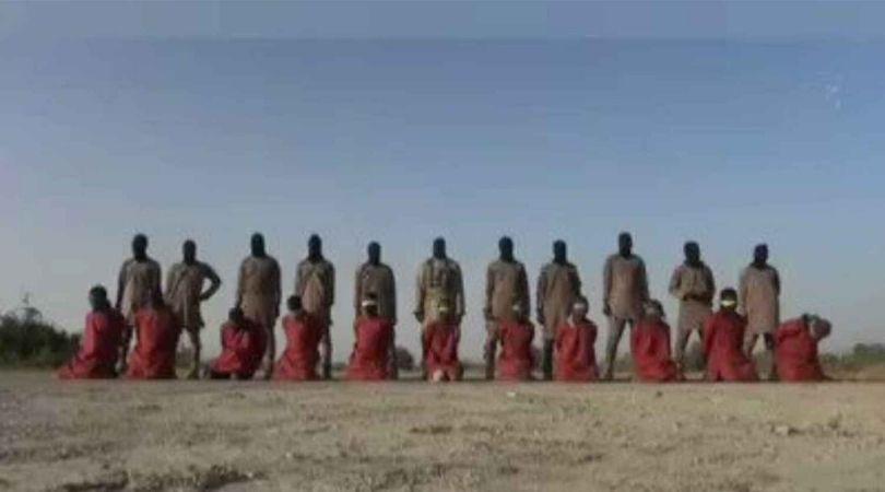Estado Islâmico Assassinou 11 Reféns Cristãos no Dia de Natal