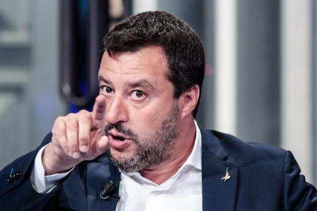 """Salvini: Imigração Muçulmana é a """"Principal Causa"""" do Crescimento do Anti-Semitismo"""