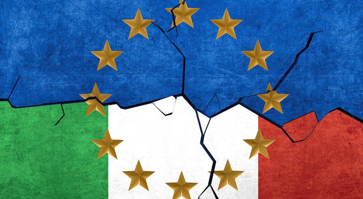 A União Europeia Está a Abandonar a Itália Quando Ela Mais Precisa