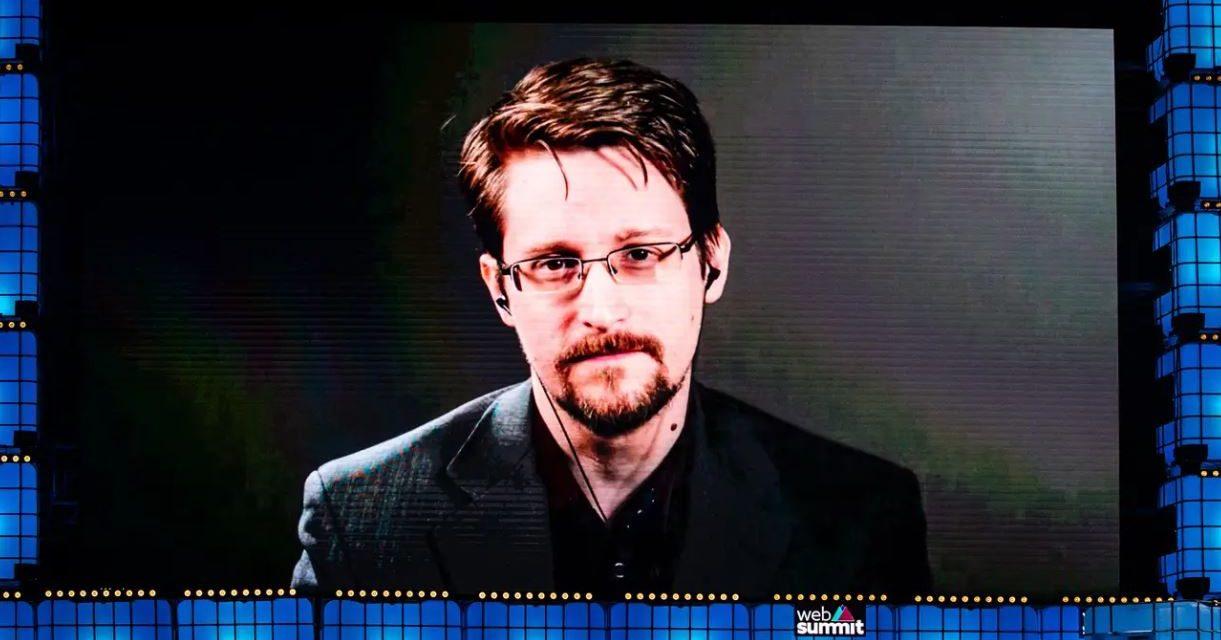 Edward Snowden: O Covid-19 é um Pretexto Para Aumentar os Poderes Invasivos do Estado