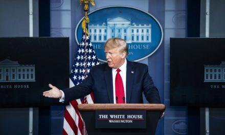 Trump Corta Financiamento da Organização Mundial de Saúde
