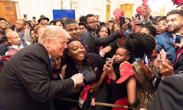 Donald Trump, o Último Democrata