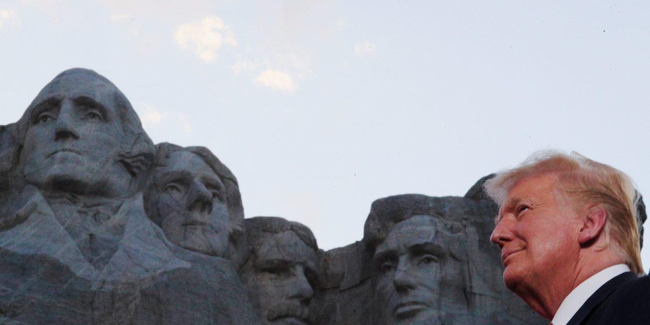 Discurso de Trump nas Comemorações do Dia da Independência dos EUA, Traduzido na Íntegra