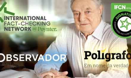 Fact-Checking: A Teia Progressista de George Soros e Fundações Bilionárias