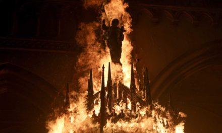 Violência e Destruição de Igrejas no Aniversário dos Protestos Chilenos